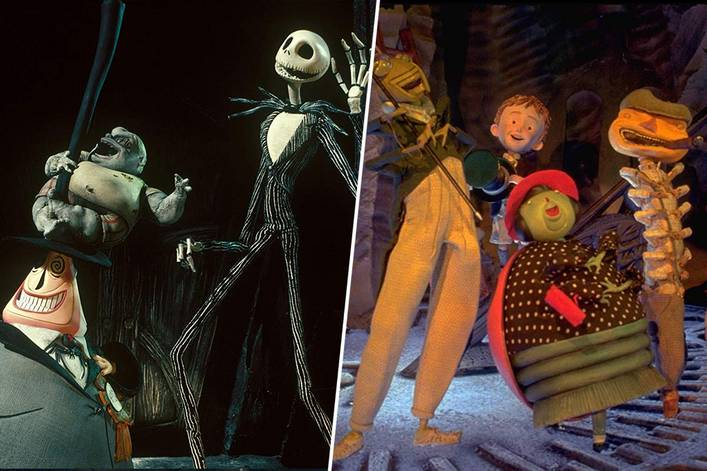 Favorite stop-motion film: 'The Nightmare Before Christmas