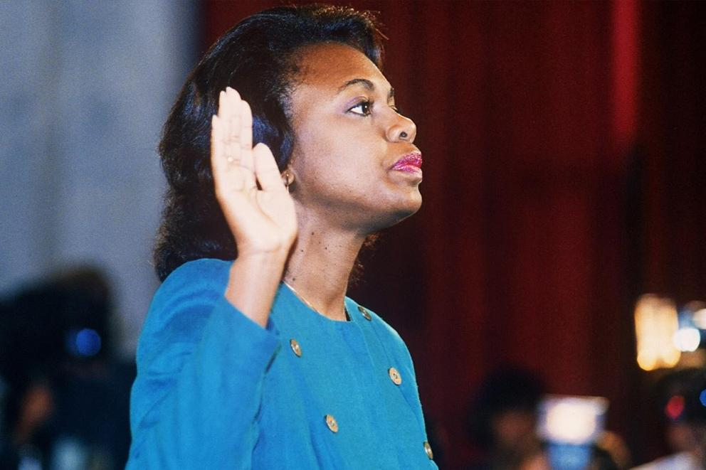 Does Joe Biden owe Anita Hill an apology?