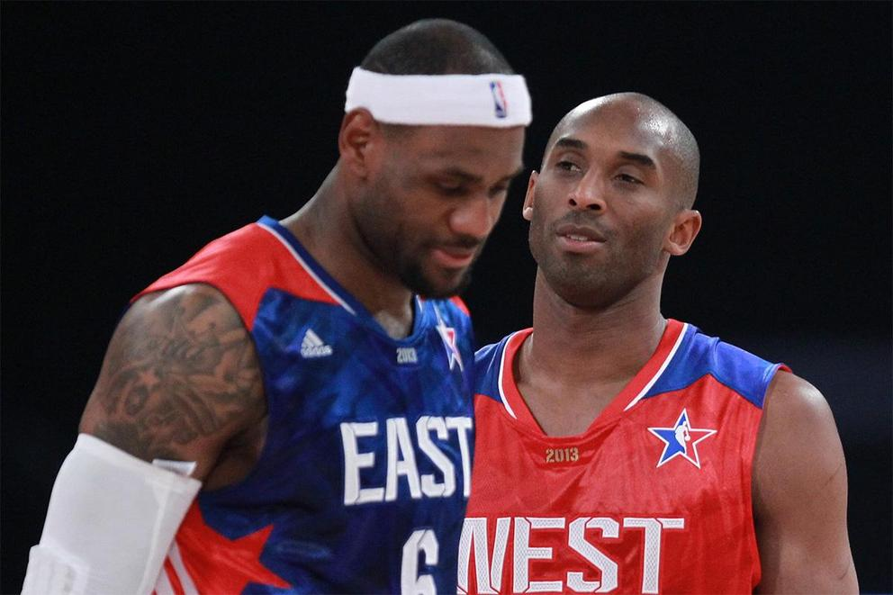 Was Kobe Bryant better than LeBron James?