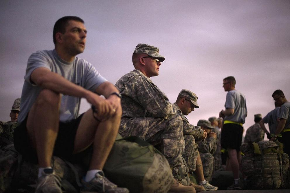 Should immigrant service members be protected from deportation?