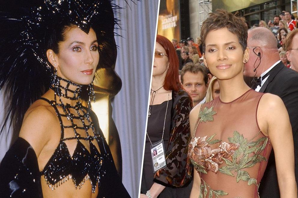 Best dressed at the Oscars of all time: Cher or Halle Berry?