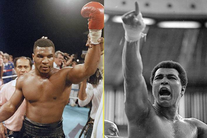 Mike Tyson vs. Muhammad Ali: Who wins the ultimate heavyweight fight?