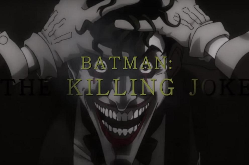 'The Killing Joke': Batman receives his first R-rated, animated movie