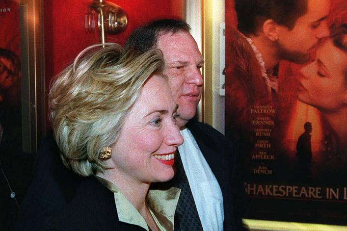 Have Democrats done enough to denounce Harvey Weinstein?