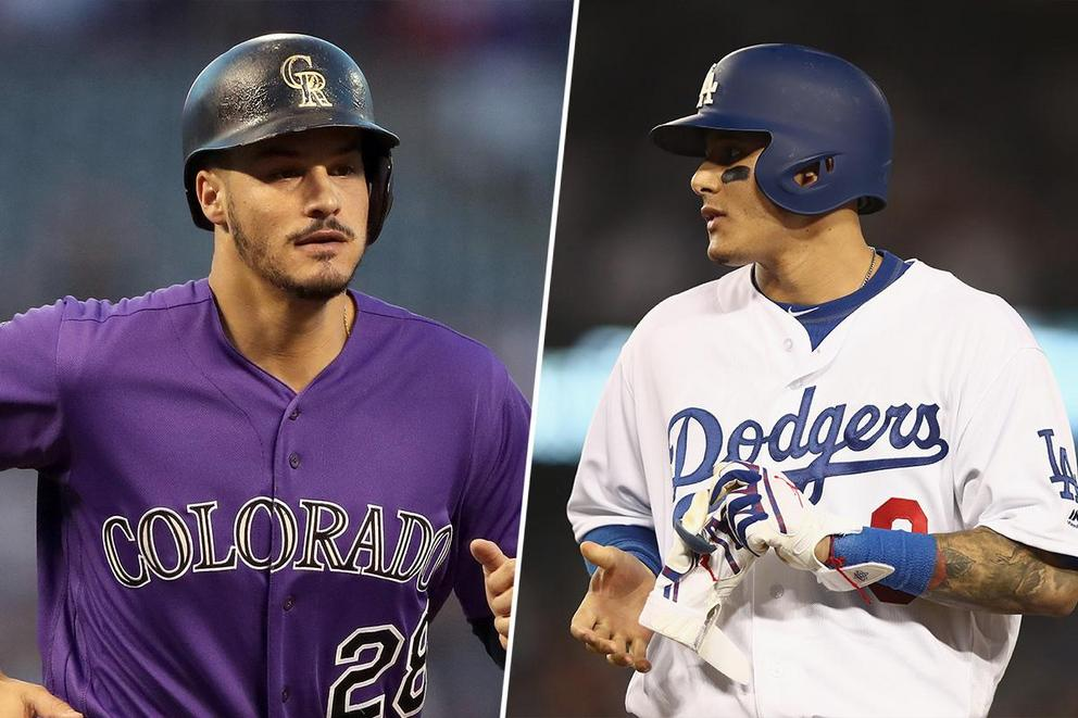 Which third baseman truly deserved a big contract: Nolan Arenado or Manny Machado?
