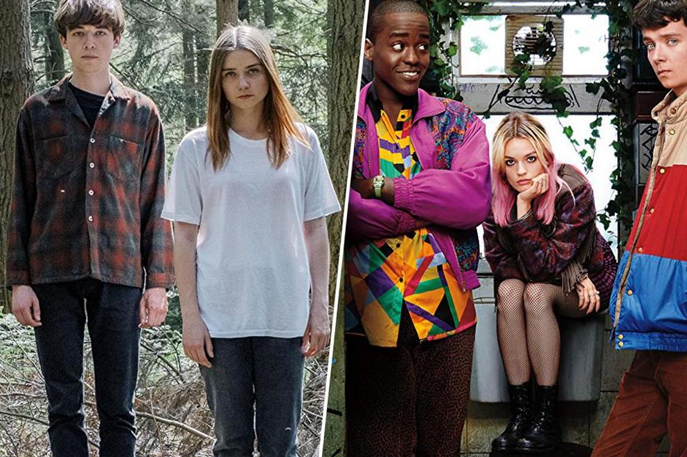 Favorite British teen comedy: 'The End of the F***ing World' or 'Sex Education'?