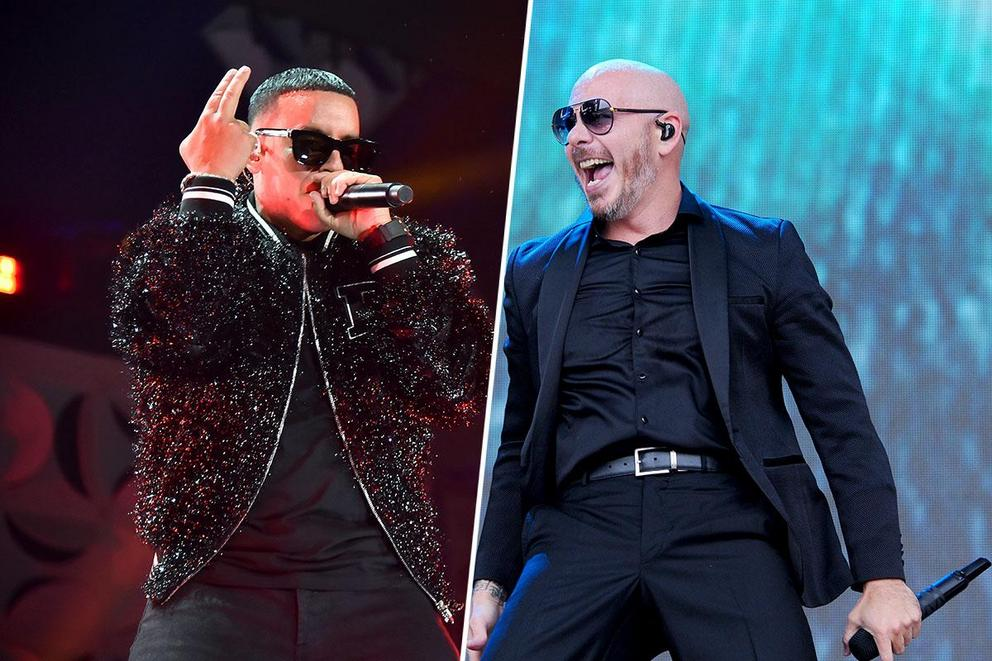 Favorite iconic reggaeton rapper: Daddy Yankee or Pitbull?