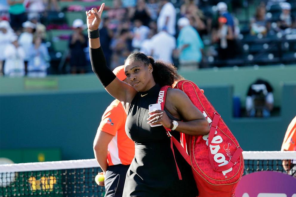 Will Serena Williams win the French Open?