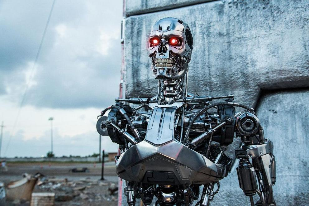 Should killer robots be banned?