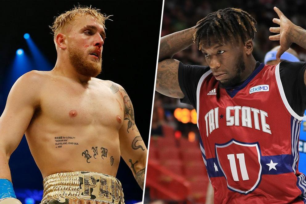 Who wins in a fight: Jake Paul or Nate Robinson?