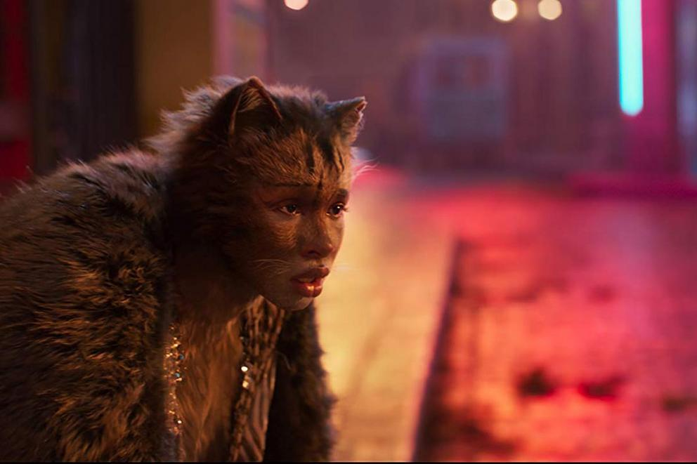 How'd that 'Cats' trailer make you feel: excited or disturbed?