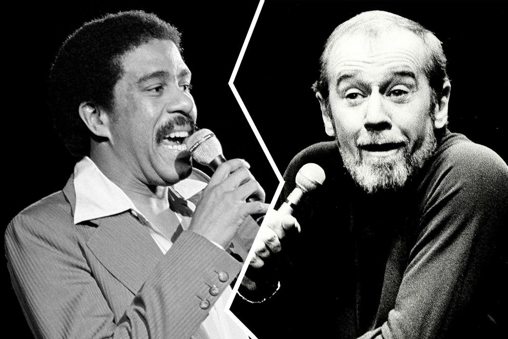 Richard Pryor or George Carlin: Who is the greatest standup of all time?