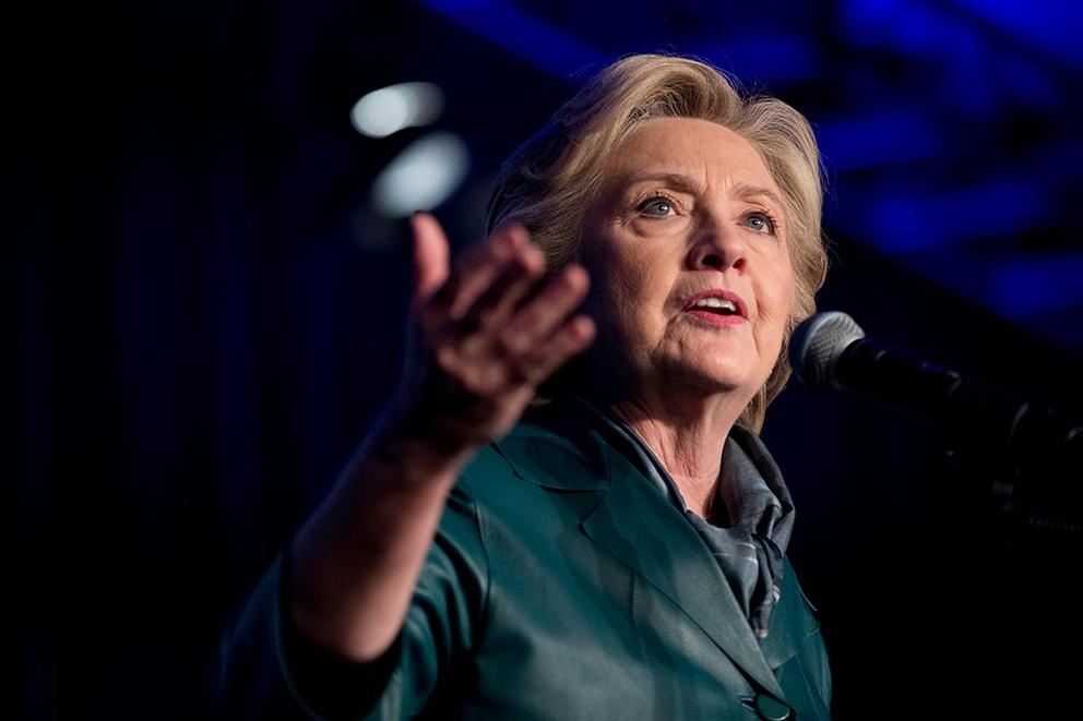 Will Clinton's speeches to Wall Street hurt her?