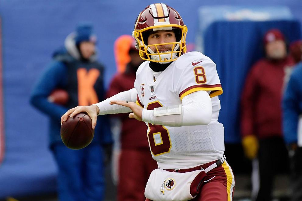 Is Kirk Cousins overrated?