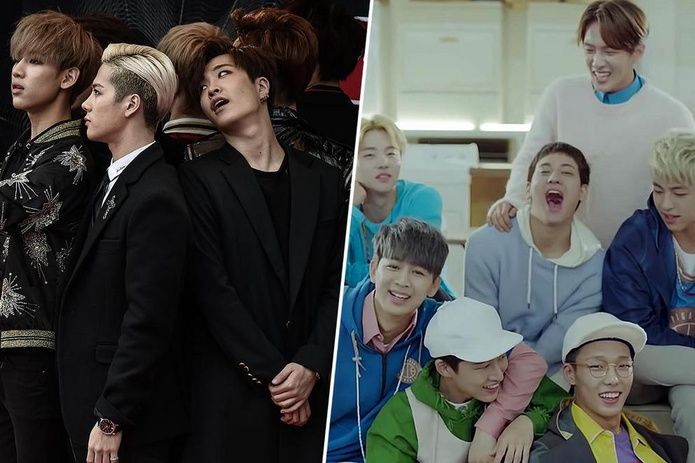 Which K-pop boy group will dominate 2019: GOT7 or iKON?