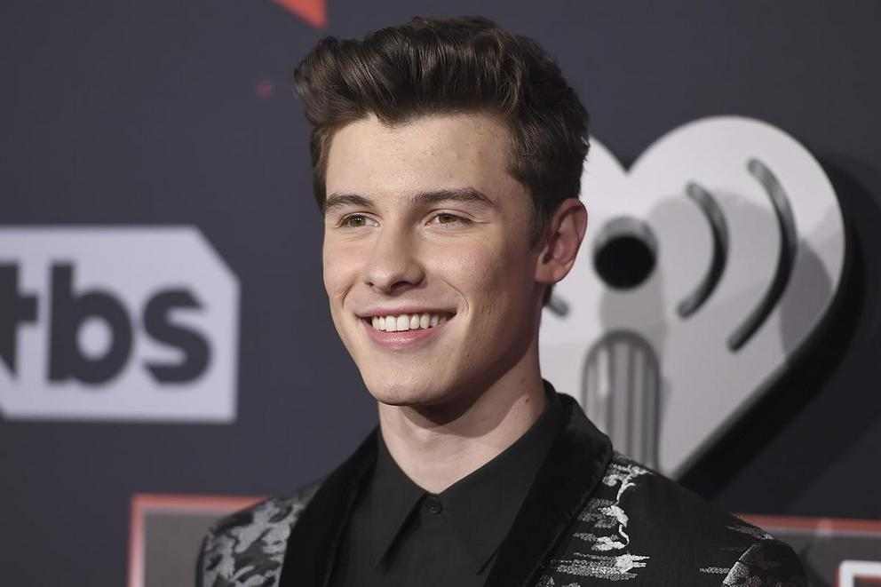 Shawn Mendes' best song: 'Stitches' or 'There's Nothing Holdin' Me Back'?