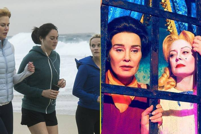 Outstanding Limited Series: 'Big Little Lies' or 'Feud: Bette and Joan'?
