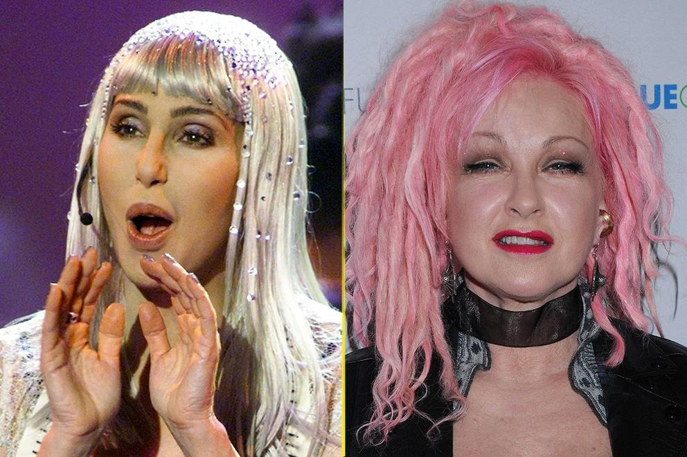 Music's greatest gay icon: Cher or Cyndi Lauper?