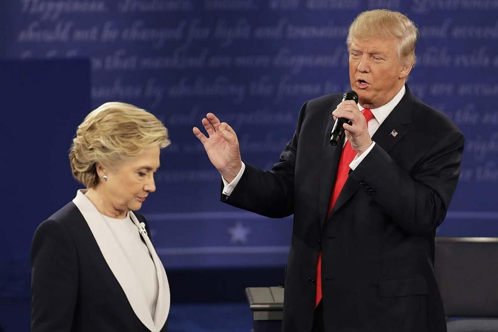 Should the final presidential debate be canceled?