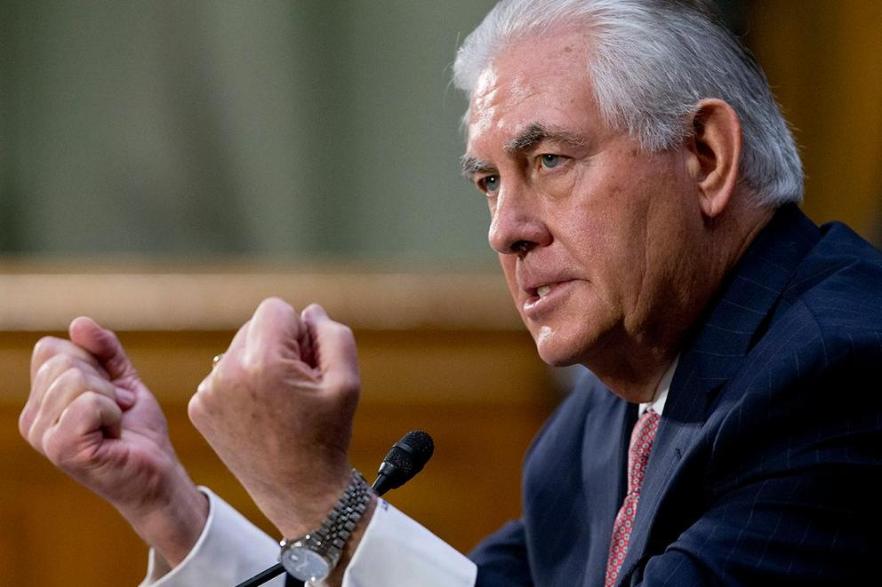 Was President Trump right to fire Rex Tillerson?