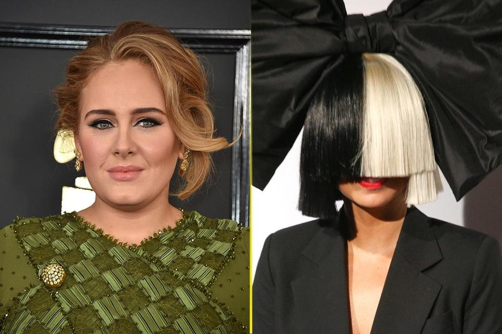 iHeartRadio Female Artist of the Year: Adele or Sia?