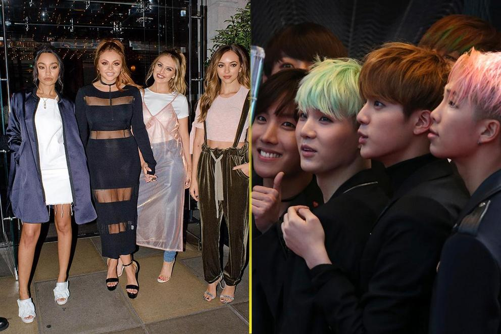 Ultimate Fan Army: Mixers or BTS ARMY?