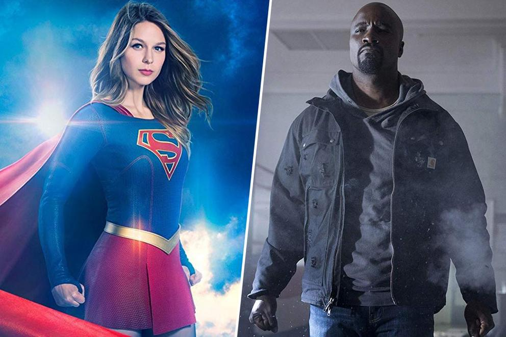 Ultimate '10s superhero show: 'Supergirl' or 'Luke Cage'?