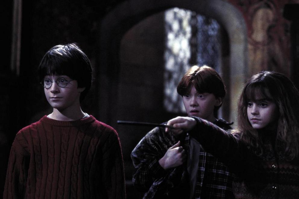 Is 'Harry Potter' the best literary series ever?