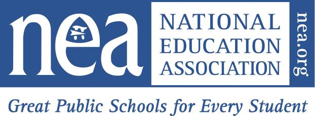 National Education Association's logo