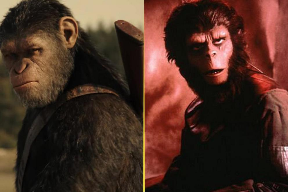 Are the 'Planet of the Apes' prequels better than the original series?