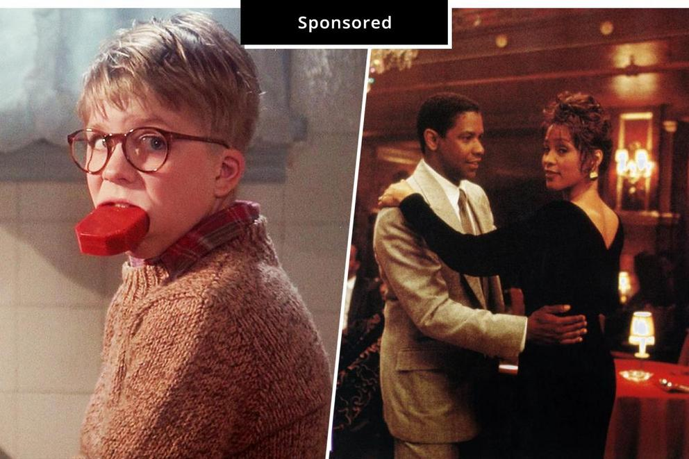 Best Christmas movie: 'A Christmas Story' or 'The Preacher's Wife'?