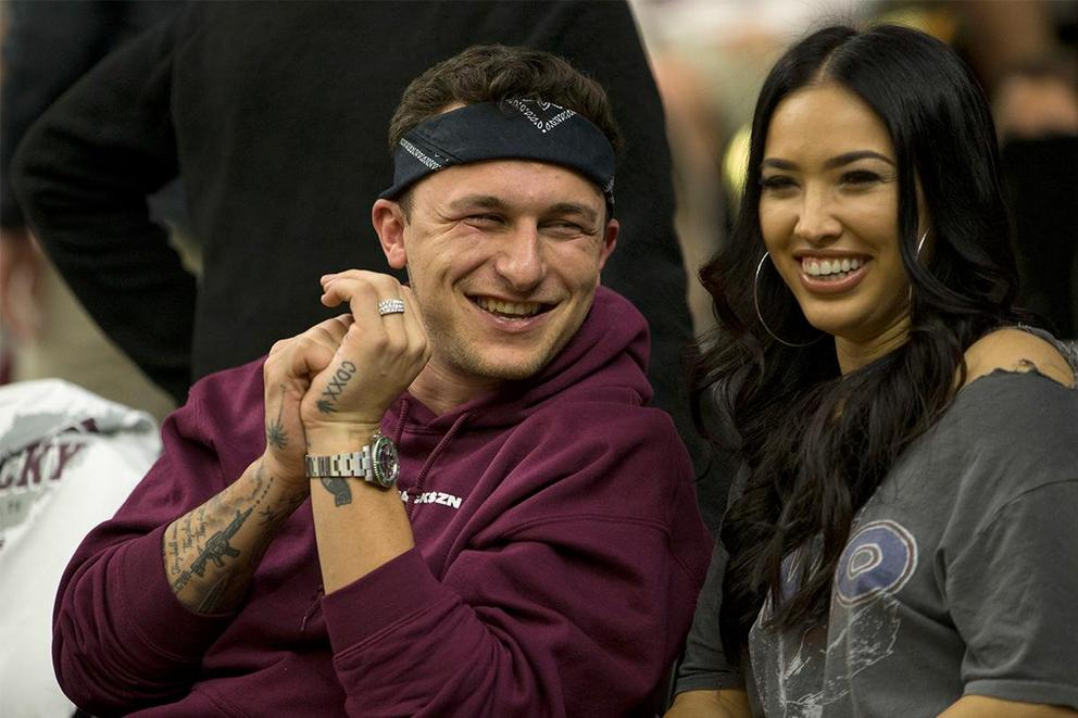 Does Johnny Manziel deserve a second chance?