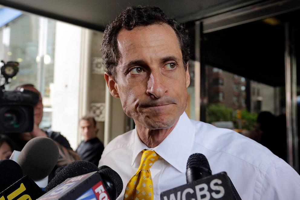 Should we feel sorry for Anthony Weiner?