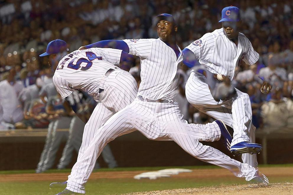 The Cubs acquired Aroldis Chapman. Did they sell out for the World Series?