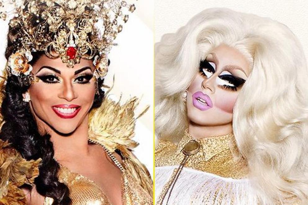 Who should win 'RuPaul's Drag Race All Stars' Season 3: Shangela or Trixie Mattel?