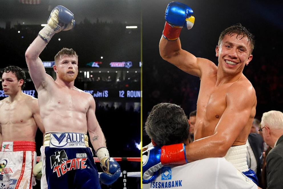 Who wins boxing's latest superfight: Canelo Alvarez or Gennady Golovkin?