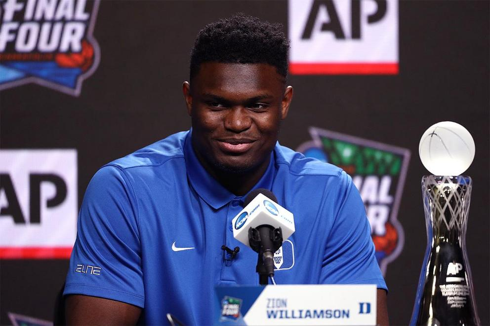 Should Zion Williamson run back to Duke?