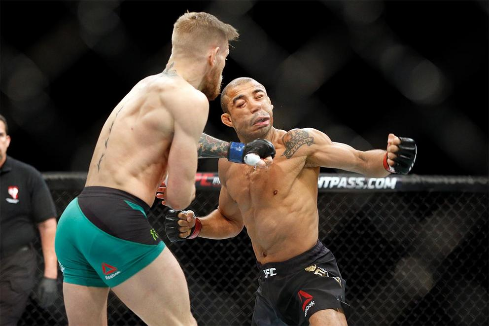 Is Conor McGregor the greatest featherweight ever?