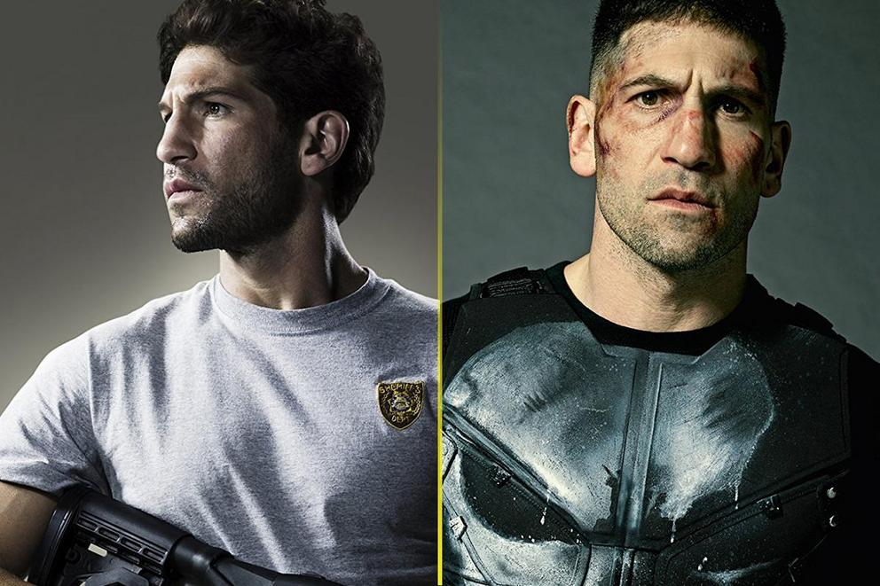Jon Bernthal's best TV role: Shane Walsh or the Punisher?