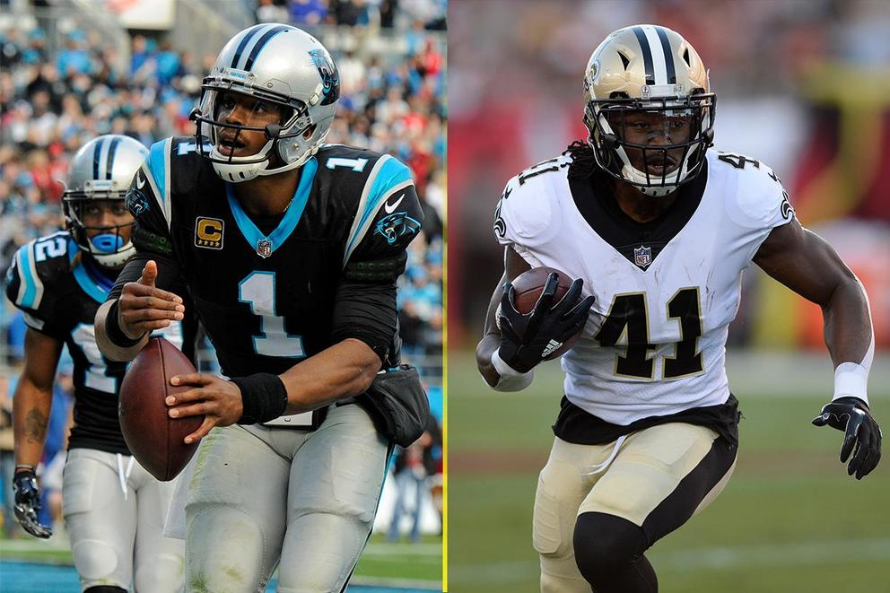 Who will win the NFL Wild Card round: Carolina Panthers or New Orleans Saints?