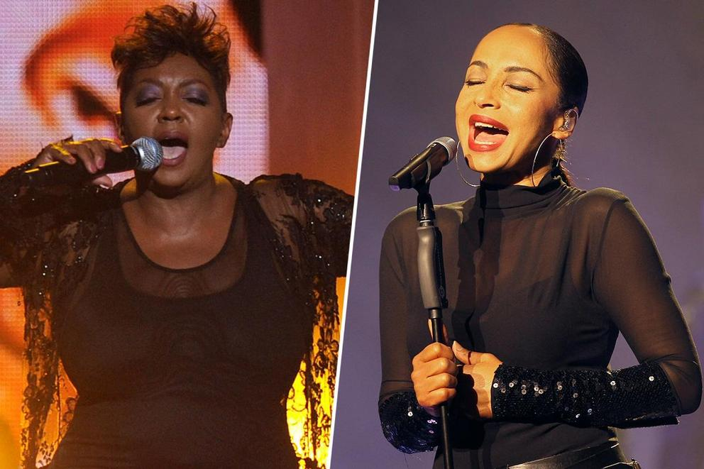 Which smooth soul singer is more iconic: Anita Baker or Sade?