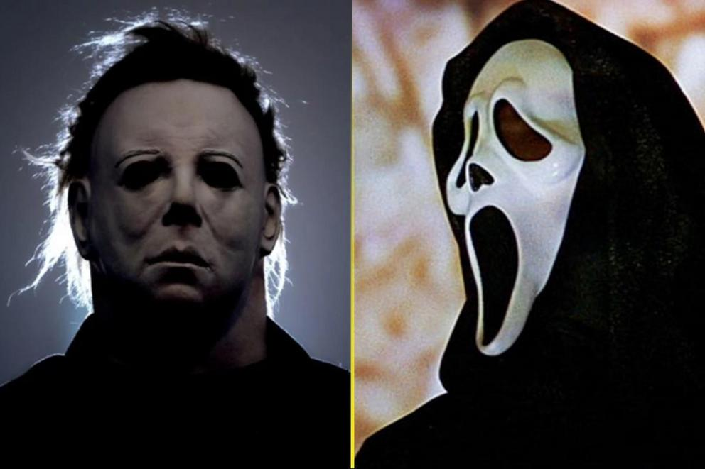 Scariest movie monster: Michael Myers or Ghostface?
