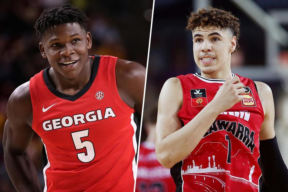 NBA Draft: Who's going to be the No.1 pick—Anthony Edwards or LaMelo Ball?