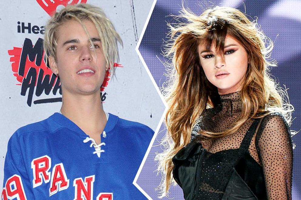 Selena Gomez and Justin Bieber go to war. Whose side are you on?