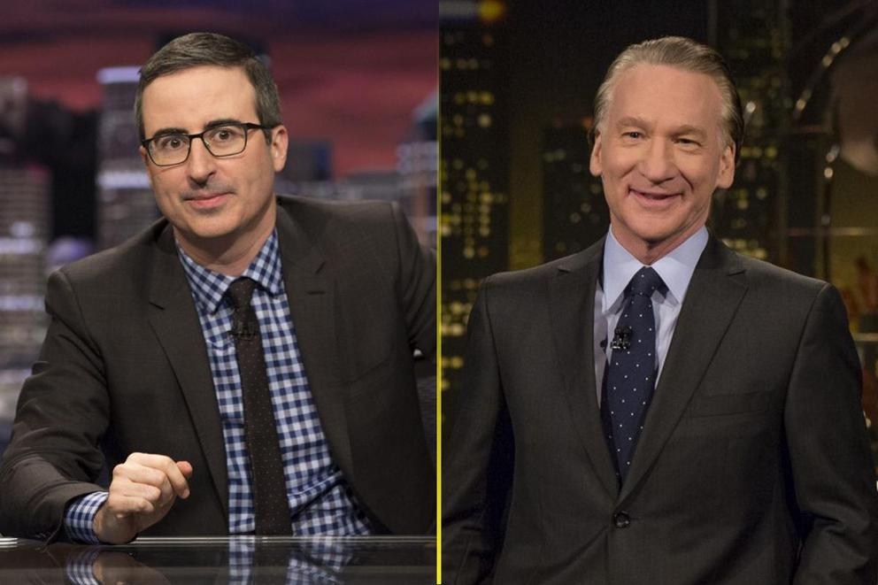Best HBO Talk Show: 'Last Week Tonight with John Oliver' or 'Real Time with Bill Maher'?