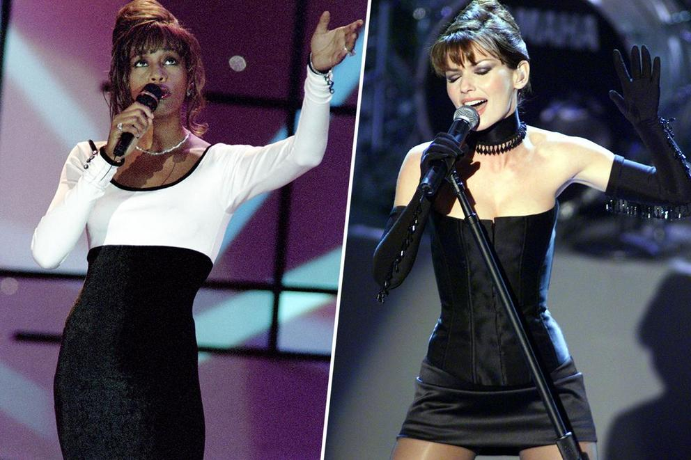 Best '90s girl power anthem: 'I'm Every Woman' or 'Man! I Feel Like A Woman'?