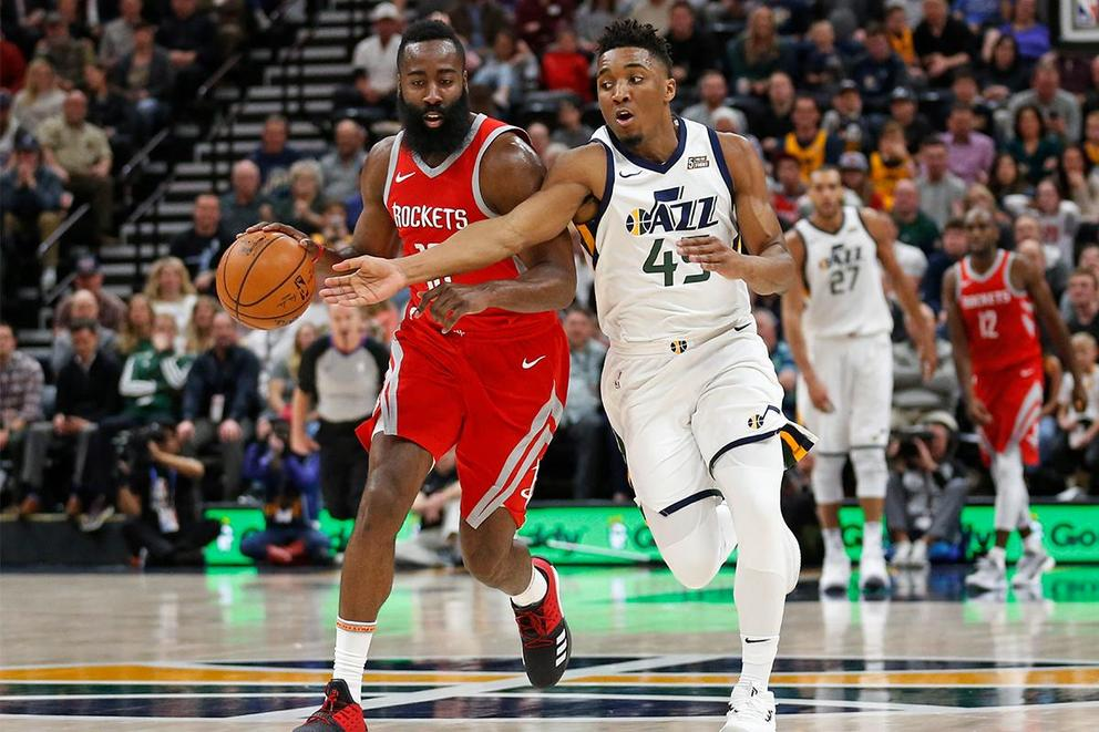 Who will survive the second round of the NBA playoffs: Rockets or Jazz?