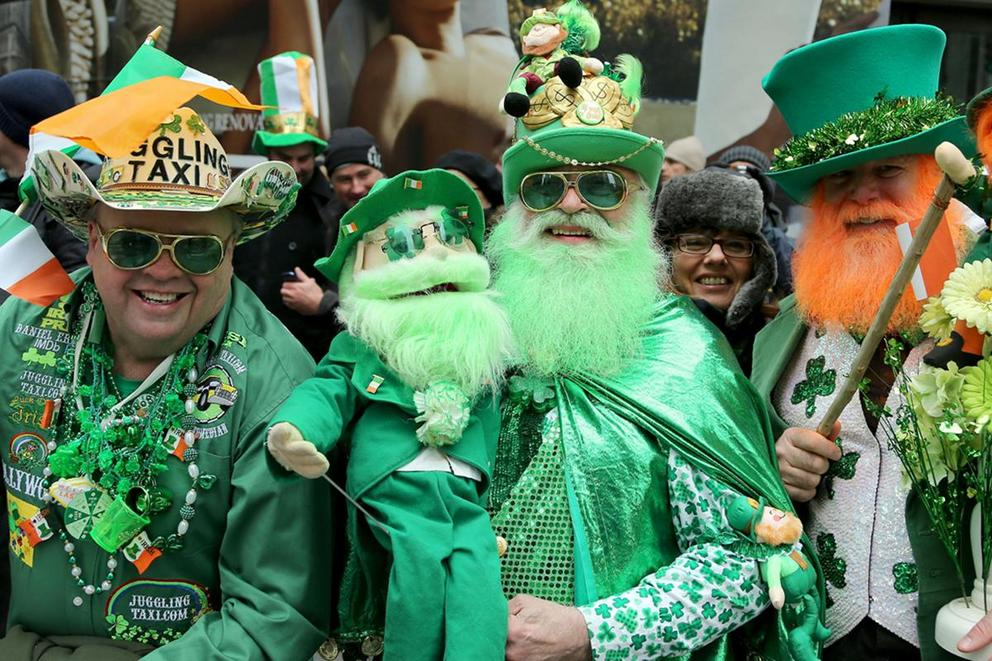 Is St. Patrick's Day just the worst?