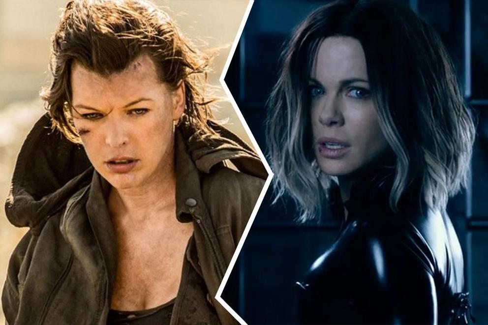 Which movie franchise is better: 'Resident Evil' or 'Underworld'?