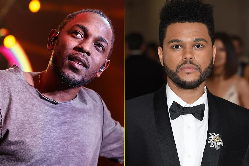 MTV VMAs Artist of the Year: Kendrick Lamar or the Weeknd?